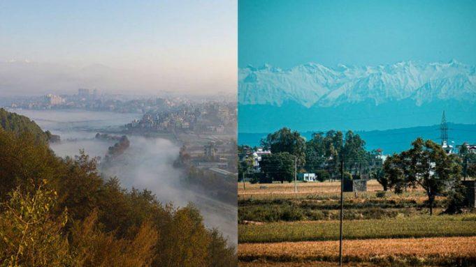 """Himalaji prvi put u posljednjih 30 godina """"prodisali"""""""